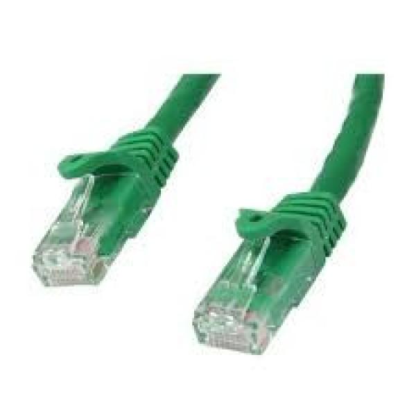 STARTECH 1m Green Gigabit Snagless Rj45 Utp Cat6 N6PATC1MGN