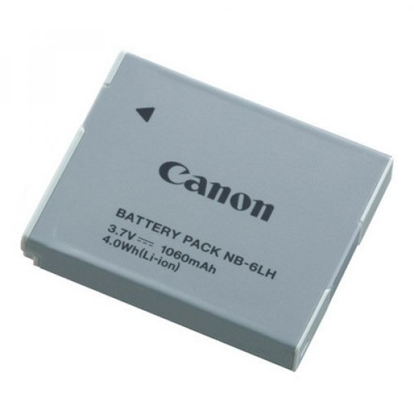 CANON Lithium Ion Battery 3.7v NB6LH
