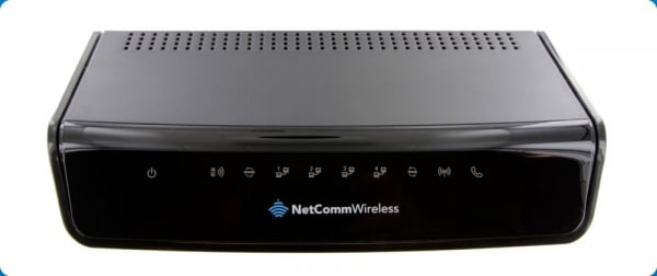 NETCOMM  Ac1200 Wifi Router With Voice - Gigabit NF13ACV