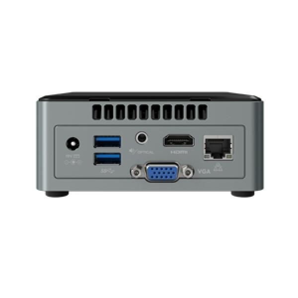 INTEL  Mini Nuc Pc I5-7260U 8GB(1/2) 240GB M.2 NUC7H-I5-8-240