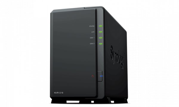 Synology Network Video Recorder Network Storage (NVR1218)