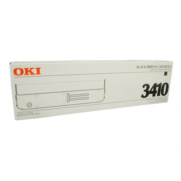 OKI Black Ribbon 3410 PA4043-2796G008