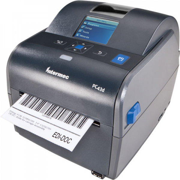 INTERMEC Pc43d Direct Thermal Printer Usb Lcd PC43DA00100201
