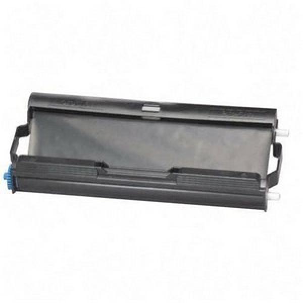 BROTHER Black Thermal Transfer Ribbon Cartridge PC501