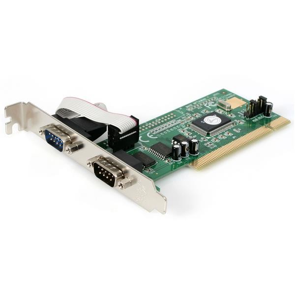 STARTECH .com Serial Adapter Card - Pci - Serial PCI2S550