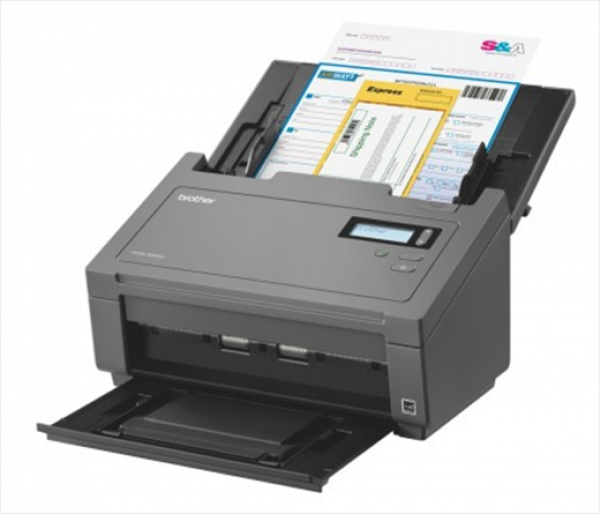 BROTHER  80ppm 100 Sht Adf Usb3 Business Scanner PDS-6000