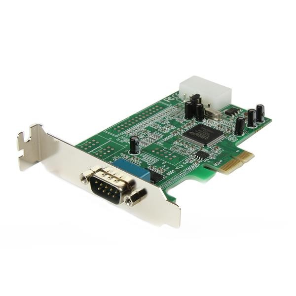 STARTECH 1 Port Low Profile Native Rs232 Pci PEX1S553LP