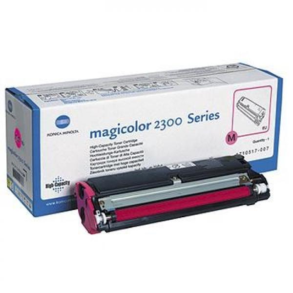 KONICA MINOLTA Mc2300/mc2350 Toner - Magenta 1710517003