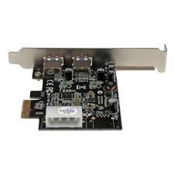 STARTECH 2 Port Pci Express (pcie) Superspeed PEXUSB3S25