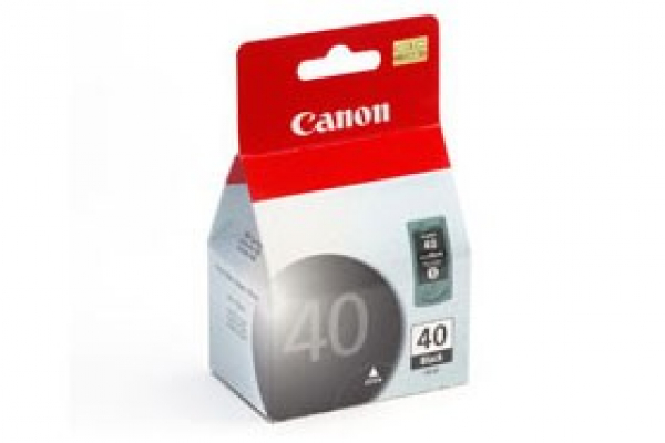 CANON Black Ink For Ip1600/2200 PG40