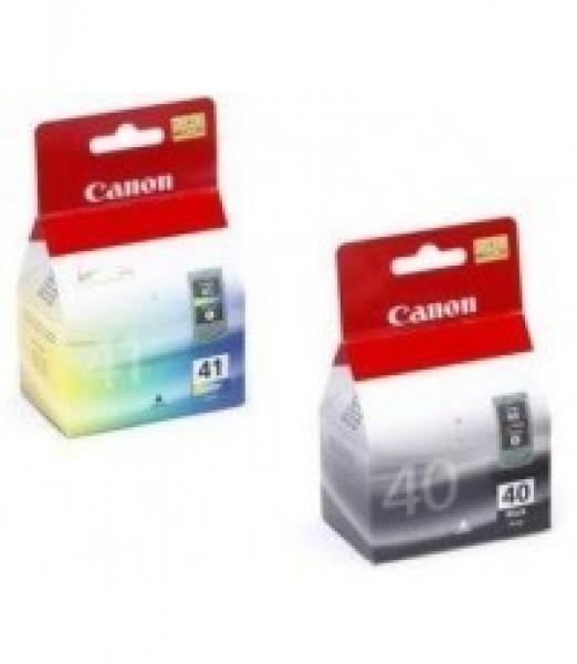 CANON Triple Combination Pack Value Pack 2 X PG40CL41VP