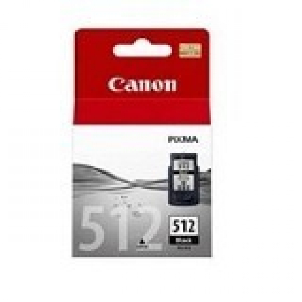 CANON Fine Black Cartridge High Yield For PG512