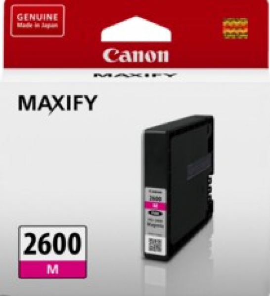 CANON Pgi-2600 Magenta Ink Cartridge PGI2600M