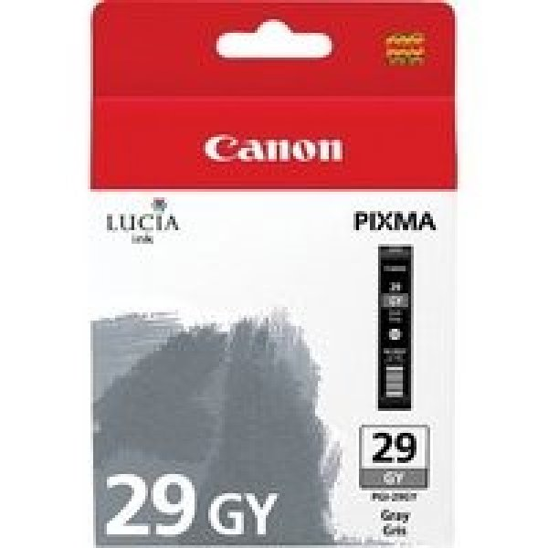 CANON Grey Ink Tank For PGI29GY