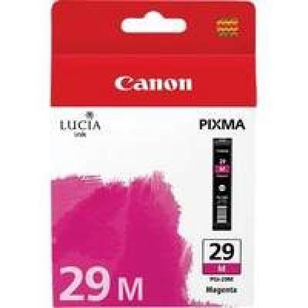 CANON Magenta Ink Tank For PGI29M