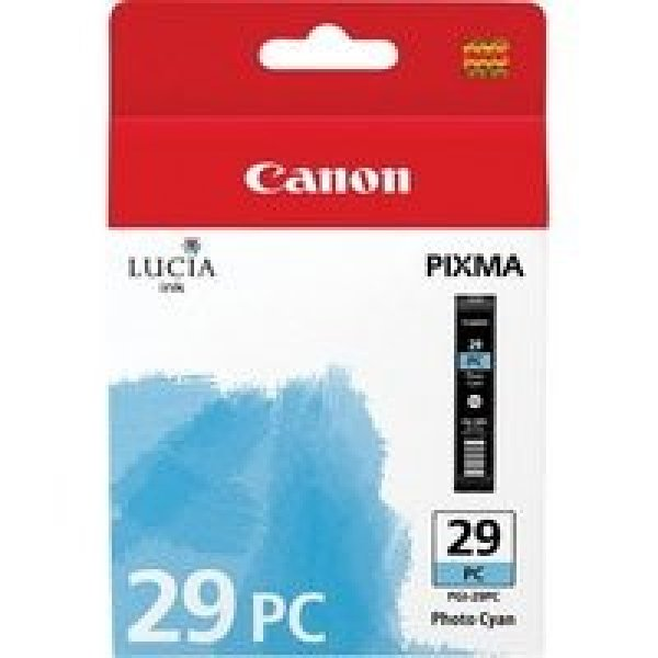 CANON Photo Cyan Ink Tank For PGI29PC