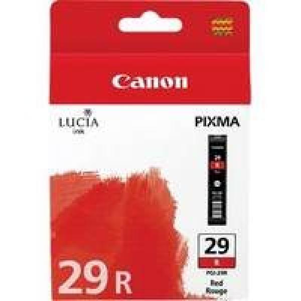 CANON Red Ink Tank PGI29R