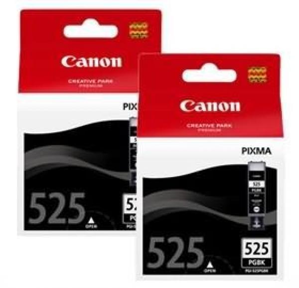 CANON New Twin Pack- PGI525BK-TWIN