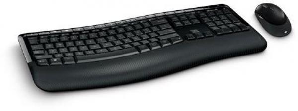 MICROSOFT  Wireless Comfort Desktop 5050 Aes PP4-00020