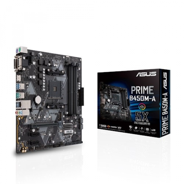 Asus Prime-b450m-a Matx Mb ( Prime B450m-a )