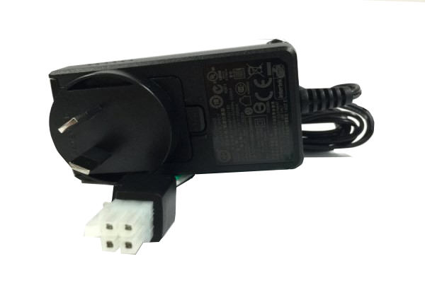 NETCOMM Ac-12v DC Power Plug Adapter PSU-0067