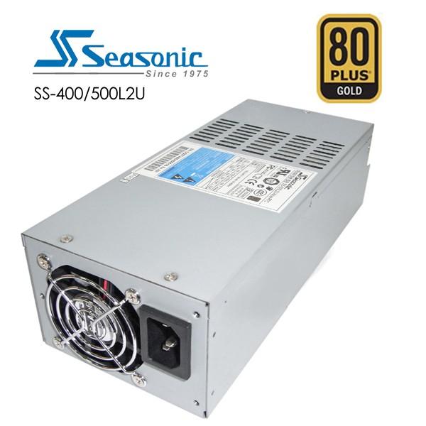SEASONIC Ss500l 2u Active Power Supply PSUSEA500L2U80G
