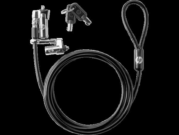 HP  Nano Keyed Cable Lock ( 1aj39aa 1AJ39AA