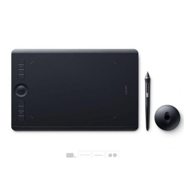 Wacom Intuos Pro Medium With Pro Pen 2 Tech ( Pth-660/k0-c )