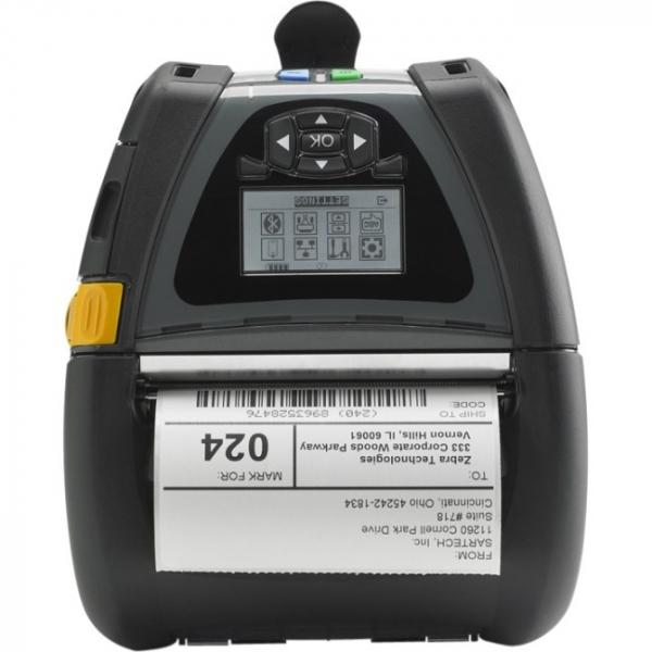 ZEBRA Qln420 Dual Radio (w/bt3.0+mfi) Grp QN4-AUNAAM00-00