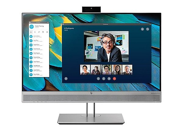"HP Elite Display E243m 23.8"" UCC Webcam Monitor (1FH48AA)"