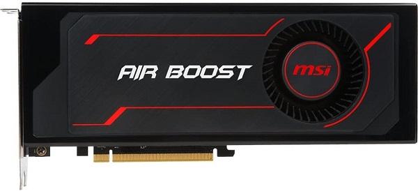 Msi Rx Vega 56 8g Amd Radeon Vga ( Radeon Rx Vega 56 Air Boost 8g Oc )