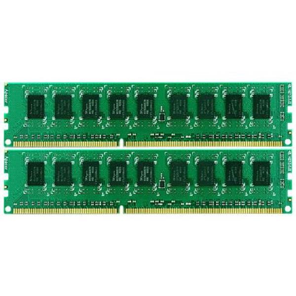 SYNOLOGY  2gb Ecc Ram Module RAMEC1600DDR3-2GBX2