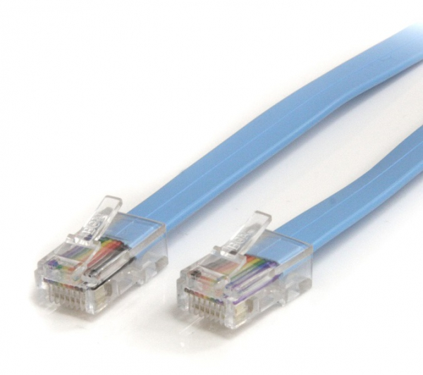 STARTECH 6 Ft Cisco Console Rollover Cable - ROLLOVERMM6