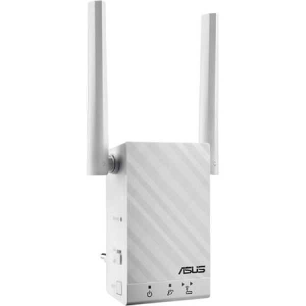 Asus AC1200 Dual Band Repeaterant(2)white 3YR Wty (RP-AC55)