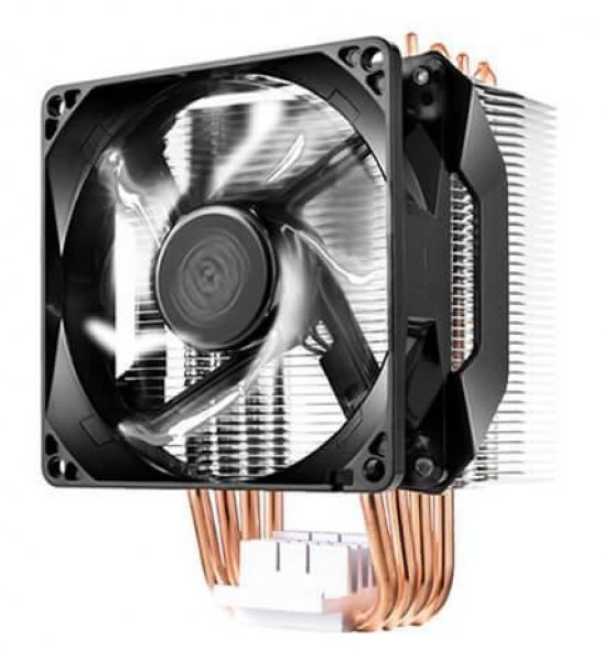 Hyper H411r Air Cpu Cooler Natively Am4 Support RR-H411-20PW-R1