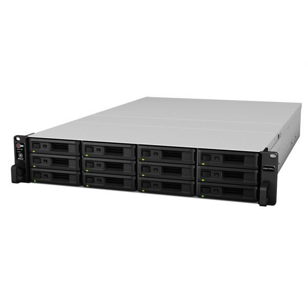 Synology RackStation RS3617RPXS 12-Bay Network Storage NAS (RS3617RPXS)