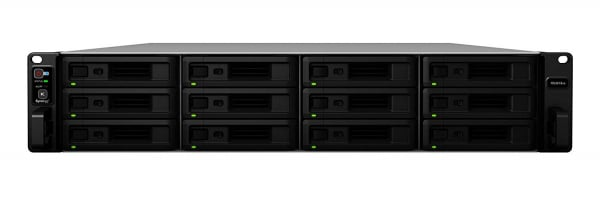 Synology Rack Station 12 Bay NAS Network Storage (RS3618XS)