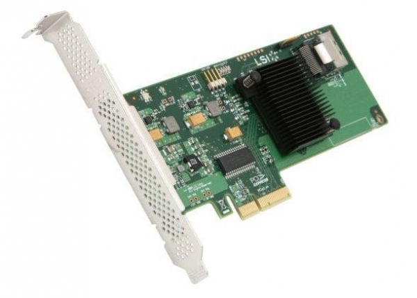 Intel Raid SATA-SAS Controller 12G, 4 Port Internal (RS3DC040)