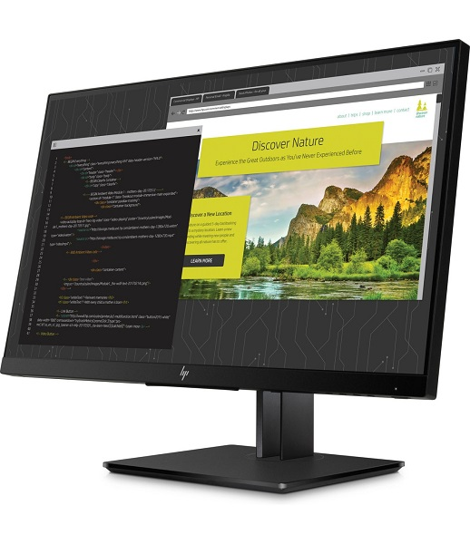 HP Z24NF G2 23.8 Narrow Bezel Full HD Display (1JS07A4)