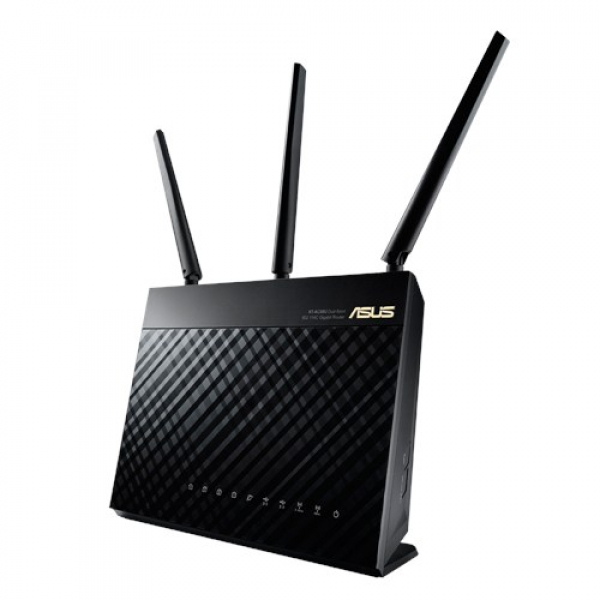 ASUS Ac1900 Dual Band Wireless Gigabit Router - RT-AC68U