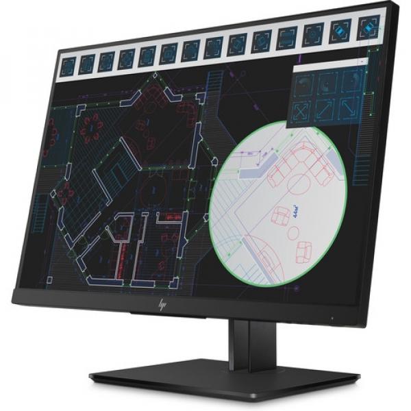 HP Z24i G2 24 Full Hd 16:10 Display - Vga Dp (1JS08A4)