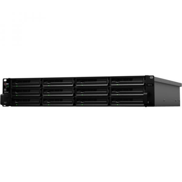 Synology 12-Bay Storage Expansion Unit Network Storage (RX1217RP)