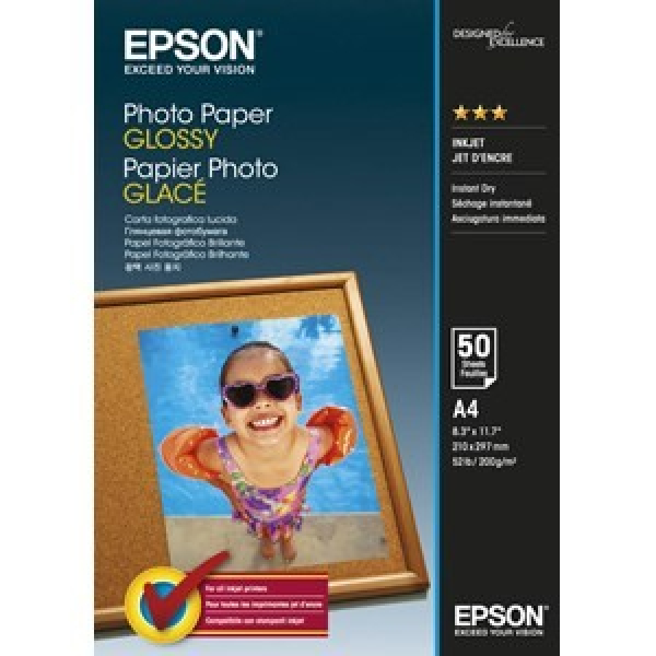 EPSON A4 Ppg 50 S042539