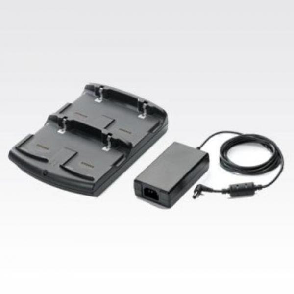ZEBRA MOTOROLA Mc55/65 Four Slot Battery SAC5500-401CES