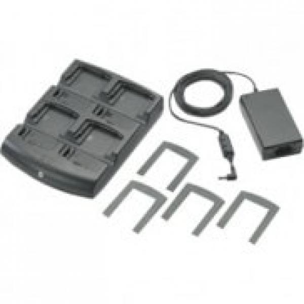 ZEBRA MOTOROLA 4 Slot Battery Charger Kit SAC7X00-401CES