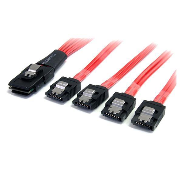STARTECH 50cm Serial Attached Scsi Sas Cable - SAS8087S450