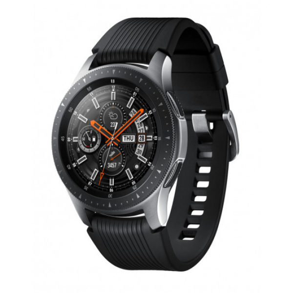 Samsung Galaxy Watch Bluetooth 46mm - Silver (SM-R800NZSAXSA)