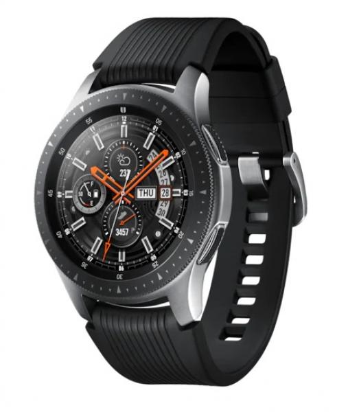 Samsung Galaxy Watch - Lte 46mm - Silver ( Sm-r805fzsaxsa )