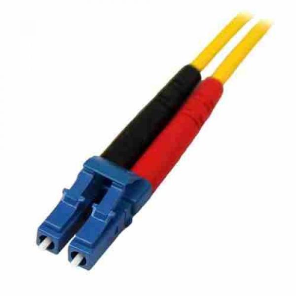 STARTECH 10m Single Mode Duplex Fiber Patch SMFIBLCLC10