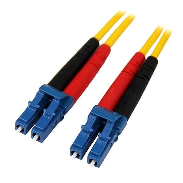 STARTECH 4m Single Mode Duplex Fiber Patch Cable SMFIBLCLC4